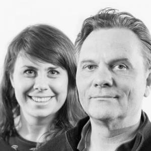 Chiara Schröder und Hauke Helmer