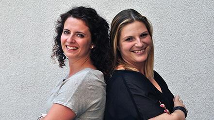 Angelina Amato & Sabrina Raiber